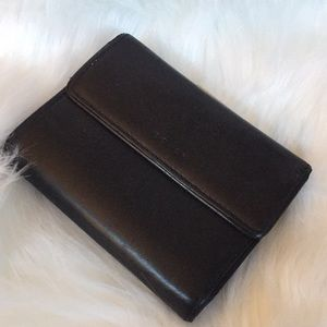 Coach Bags - Coach Black Leather Wallet